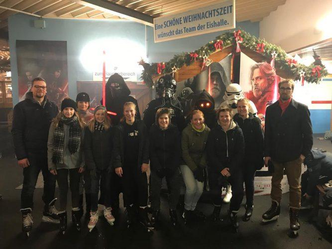 Weihnachtsfeier unserer Jungschützen