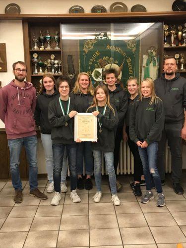 Jugend Kreismeisterschaften in Oppenwehe